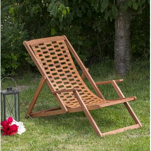 Arnd Folding Deck Chair By Sol 72 Outdoor