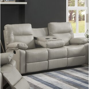 Mahr Reclining Loveseat by Ebern Designs