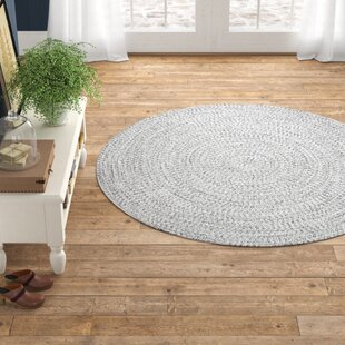 Farmhouse Rustic Round Area Rugs