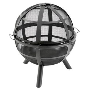 Fascinating Steel Fire Pit Image