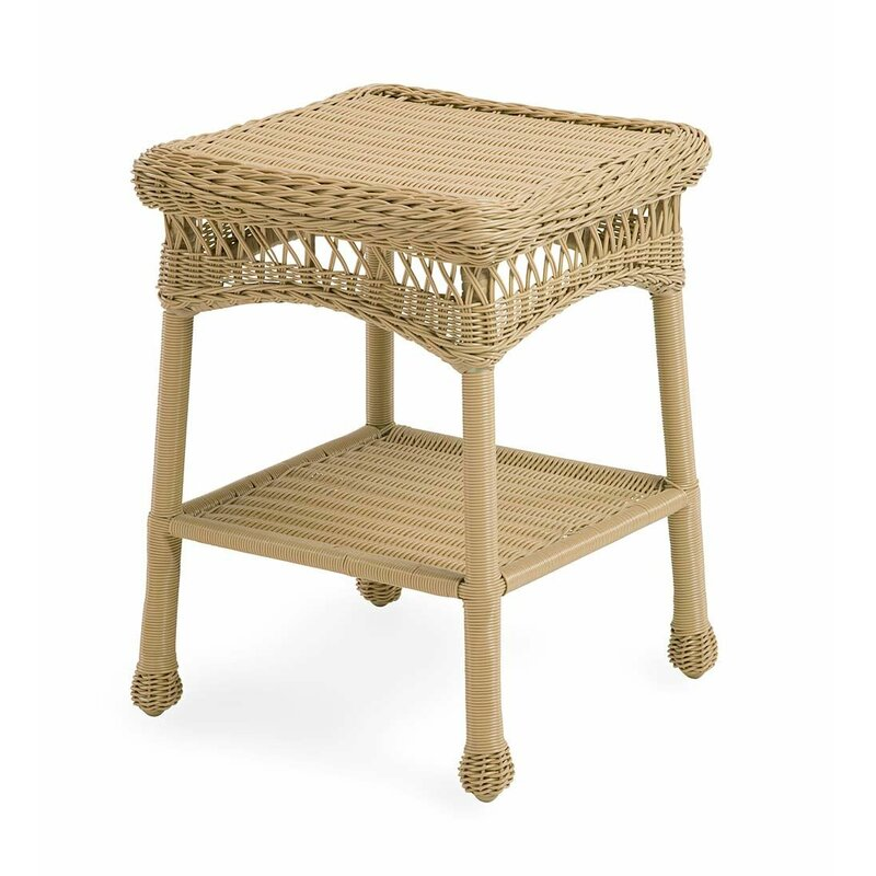 Tangier Wicker/Rattan Side Table