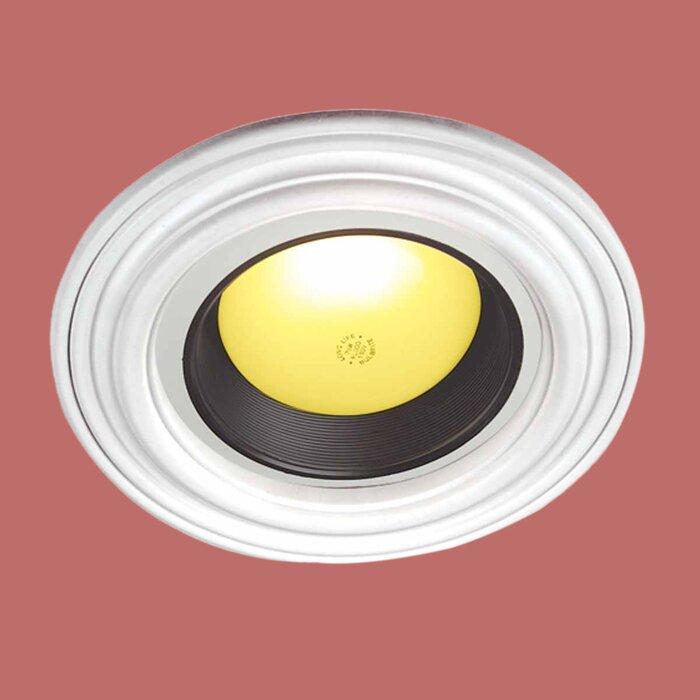 Spot Light Medallion 6 5 Decorative Recessed Trim