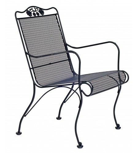 Woodard Briarwood High Back Patio Chair Wayfair