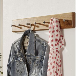 Read Reviews Artemisia Wall Mounted Coat Rack