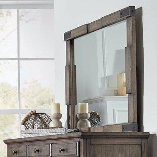 Britteny Rectangular Dresser Mirror