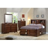 Amdi Queen Platform 4 Piece Bedroom Set by Red Barrel Studio