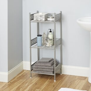 Wondrous Free Standing Bathroom Shelving Youll Love In 2019 Wayfair Home Interior And Landscaping Oversignezvosmurscom