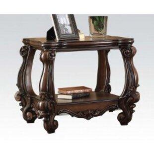 Maio Wood End Table