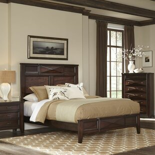Fentress Panel Bed