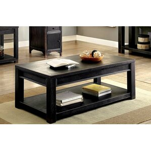 Bensen Coffee Table with Magazine Rack by A&J Homes Studio