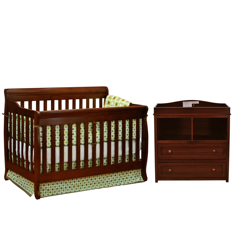 Viv + Rae Jaden Convertible Standard Nursery Furniture Set