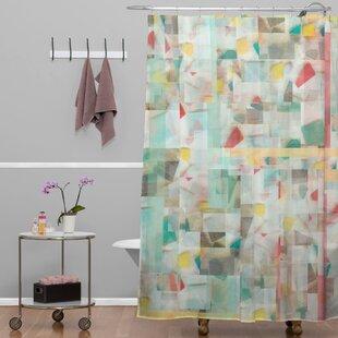 Jacqueline Maldonado Mosaic Shower Curtain ByDeny Designs
