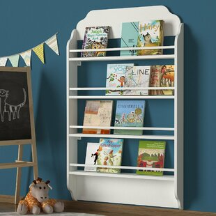Irby Bookcase By Ebern Designs