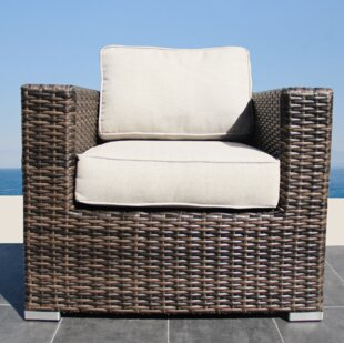 Rosecliff Heights Whitmer Chair with Cushion