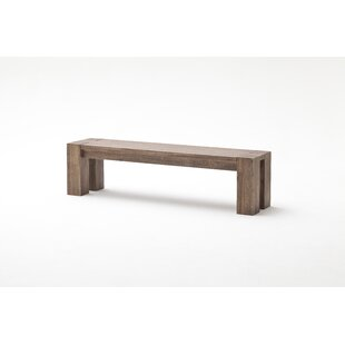 Tetrault Wooden Dining Bench By Brayden Studio