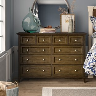 Callington 8 Drawer Double Dresser