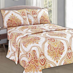 Sunshine Festival Microfiber Sheet Set