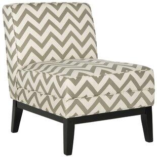 Armond Slipper Chair by Safavieh Office Furniture