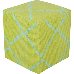 Darby Home Co Redfield Cube Ottoman