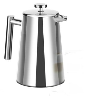 6.25-Cup French Press Coffee Maker by Symple Stuff Sale