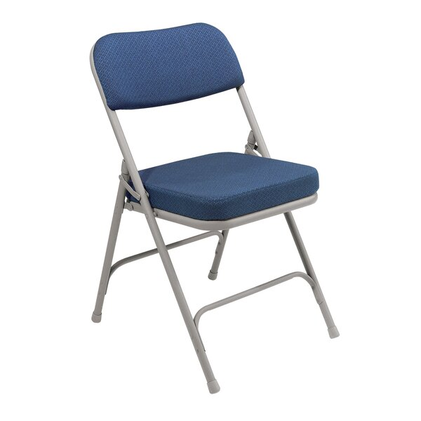 Amazing National Public Seating 3200 Series 2 Inch Thick Padded Folding Chair U0026  Reviews | Wayfair