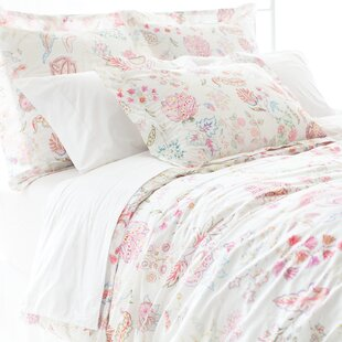 Pine Cone Hill Mirabelle 200 Thread Count 100% Cotton Sheet Set