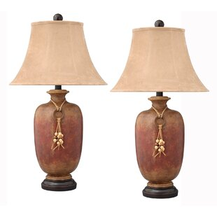 Round Hill 34 Table Lamp (Set of 2)