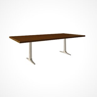 Darbonne Wood Top Dining Table by Brayden..