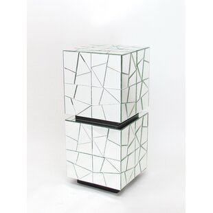 Xanthene 2-Piece End Table by House of Hampton