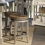 Twilight Bay Bar & Counter Swivel Stool by Lexington