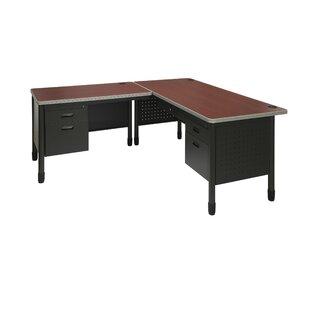 Mesa Series L-Shaped Executive Desk