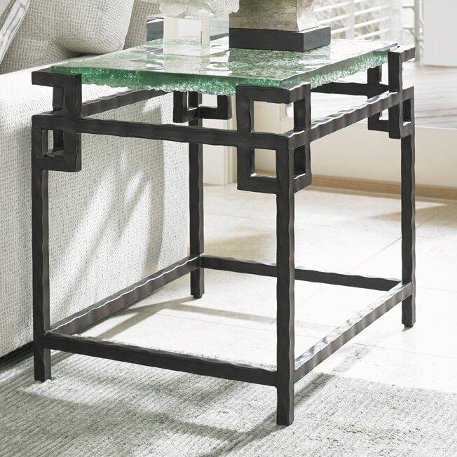 Tommy Bahama Home Island Fusion Configurable Table Set Reviews Wayfair