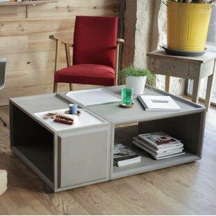 Plus Cube Unit Bookcase Lyon Beton