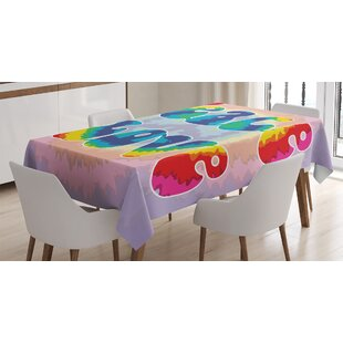 Liseron Tablecloth By Ebern Designs