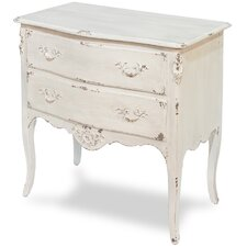 Lafayette 2 Drawer Accent Chest by Sarreid Ltd