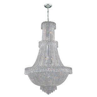 Carson 17-Light Empire Chandelier by House of Hampton