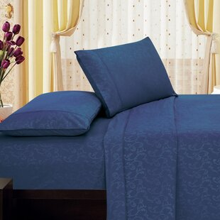 Plaza Home Soft 1800 Series Microfiber Sheet Set BySweet Home Collection