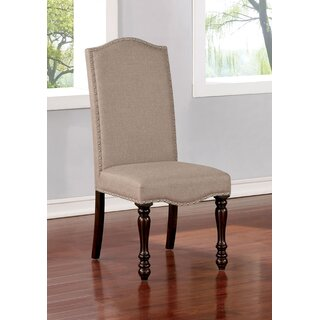 Analia Upholstered Dining Chair (Set of 2) by Charlton Home SKU:DD580372 Order