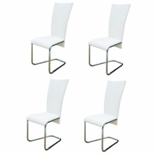 Aitken Upholstered Dining Chair (Set of 4) Orren Ellis