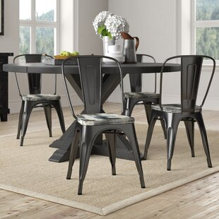Isabel Dining Chair (Set of 4) Laurel Foundry Modern Farmhouse
