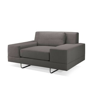 TrueModern Hamlin Slipper Chair