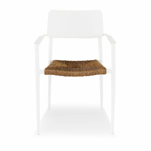Odion Stacking Garden Chair By Bay Isle Home