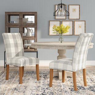 Bricker Upholstered Chair (Set of 2)
