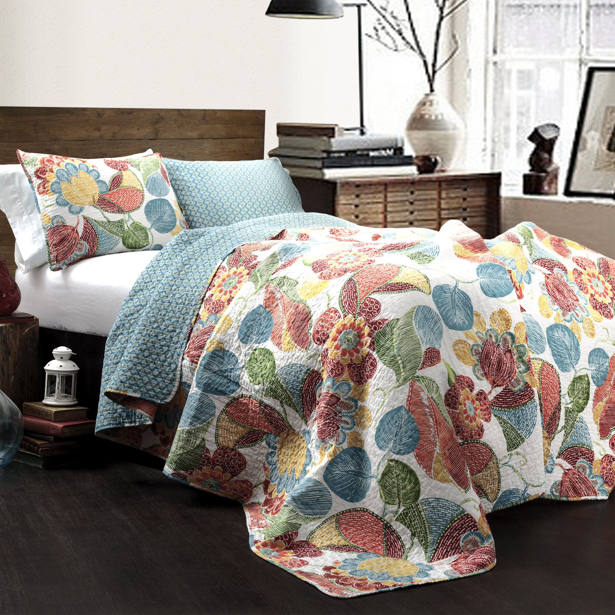 100 Cotton Quilts Coverlets Sets You Ll Love Wayfair