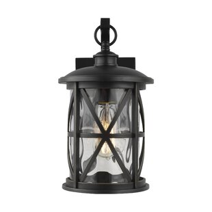 Olaughlin Outdoor Wall Lantern by Charlton Home