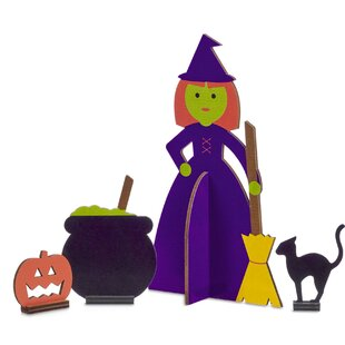 Hilda the Witch Salem 4 Piece Accessory Kit by Design Ideas