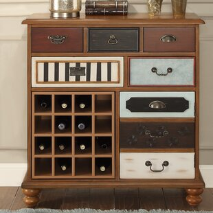 Montreuil Wine Accent Chest by August Grove