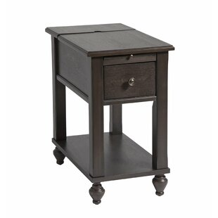Fong End Table with Storage by Darby Home Co
