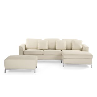 Tachani Leather Sectional