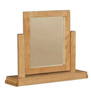 Nyx Rectangular Dressing Table Mirror By Gracie Oaks